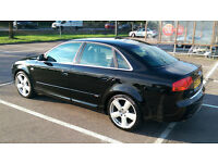 Audi A4 2.0T FSI (Black) URGENT SALE, MUST GO TODAY