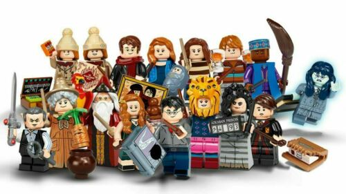 IN HAND! Lego 71028 Collectible Minifigures LEGO Harry Potter Series 2 CMF