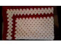 Crochet blanket - new