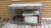 Rabbit cage or pet cage