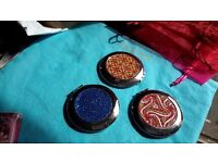 handbag mirrors x 3 post inc from love forever