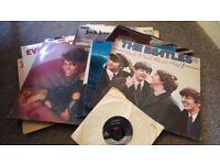 20 x Vintage Vinyl Records