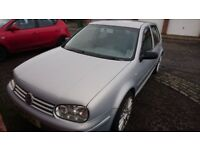 Spares or Repair! VW GOLF Mk4 GTI 1.8T 20v - £400 ovno