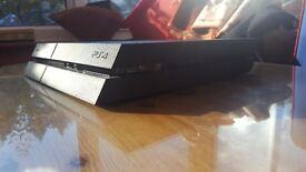 Sony PlayStation 4 Jet Black 500Gb