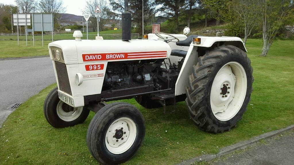 David Brown 995 In Golspie Highland Gumtree