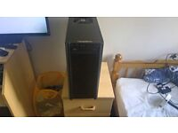 """NEED TO GO ASAP: Complete Desktop Set (Inc: 17"""" Monitor, Tower, x2 Speakers, Keyboard & Mouse)"""