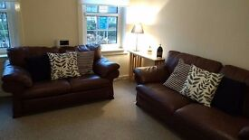 NOW LET - 2 bed lower cottage flat for rent - Dunblane