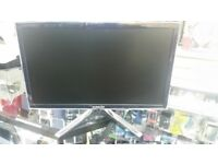 24 INCH SAMSUNG HDMI MONITOR WITH ALSO VGA/DVI CONNECTORS
