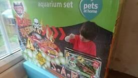 Fish tank baby fish fry tank breeding tank aquarium