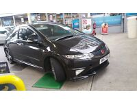 quick sale honda.civic type r gt.fn2