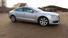 Audi a5 2.0 sportback multitronic