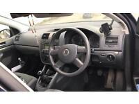 Volkswagen golf diesel black