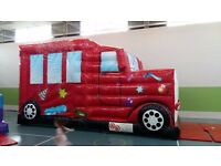 2016 Airquee Disco Dome Party Buses Obstacle Courses & Bouncy Castles For Sale From £950