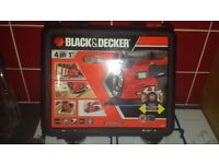 Black and decker 4 in 1 sander
