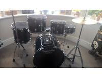 Mapex Tornado Drum Kit for Sale - Excellent Condition