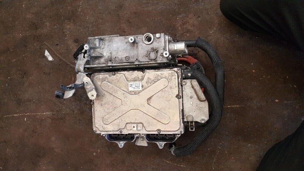 2007 Toyota Estima 2 4 Petrol Hybrid Automatic Inverter Hv Motor Control Breaking 1200