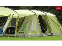 Tent - Vango Meadow V600 tunnel tent