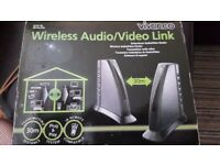 Wireless Audio/Video Link