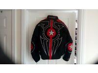 Hein gericke motor cycle jacket size medium