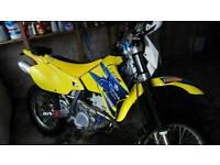 Suzuki drz 400 dual sport