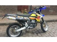 2000 drz 400 with 1 years mot miles 140