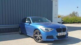 BMW M135I AUTO FULLY LOADED BLUE