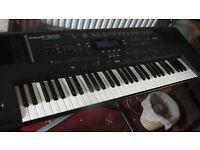 Roland E 500 Keyboard,