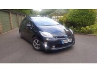 TOYOTA PRIUS FULLY LOADED MODEL ONE COMPANY OWNER FROM NEW NAVIGATION CAMERA BLUTOOTH HPI CLEAR
