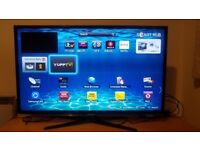 "Samsung 3D Smart LED TV 40"" inch"