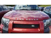 Land Rover Freelander 2.0 TD4 Sport 5dr(Excellent Condition)RED incl 3 month warranty