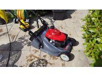 Honda HRX QX lawnmower