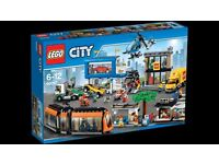 BRAND NEW SEALD, LEGO City Square - 60097 RRP £140.00