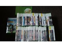 Xbox 360 games and wireless drum kit