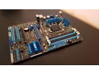 Asus P8Z77-V LX2 Motherboard Intel 1155 LGA