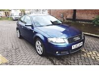Audi A3 - 1.6 Petrol - MOT till Jan 2018 - cheap car