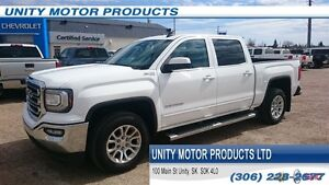 2016 GMC Sierra 1500 SLE- Heated seats! Z71! Remote Start!