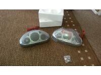 3 way ported car speakers
