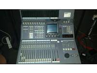 Tascam digital mixer