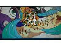 Lost Cove surf and music festival 21-23 April