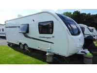2013Swift Challenger 625 se 6 berth