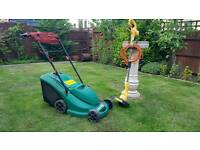 Lawnmower and trimmer for sale