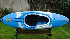 Pyranha Burn MK II Kayak for Sale