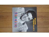 Elvis Presley:20Golden Greats album vinyl lp.PFP 1009