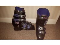Nordica NXT ski boots size 5 - 5.5
