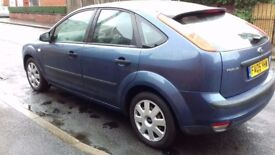 "FORD FOCUS 1.6 5 DOOR BLUE 2005 ""IMMACULATE CONDITION+FULL SERVICE HISTORY"""
