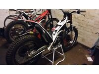 Gas Gas 250 factory Trials Bike 2013