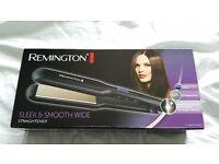 Remington Hair Straighteners-Sleek and Smooth