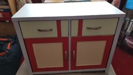 Retro sideboard