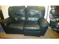 2 seat recliner sofa
