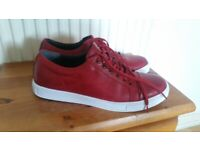COOGAN LONDON Leather Pumps / Trainers Size : 44